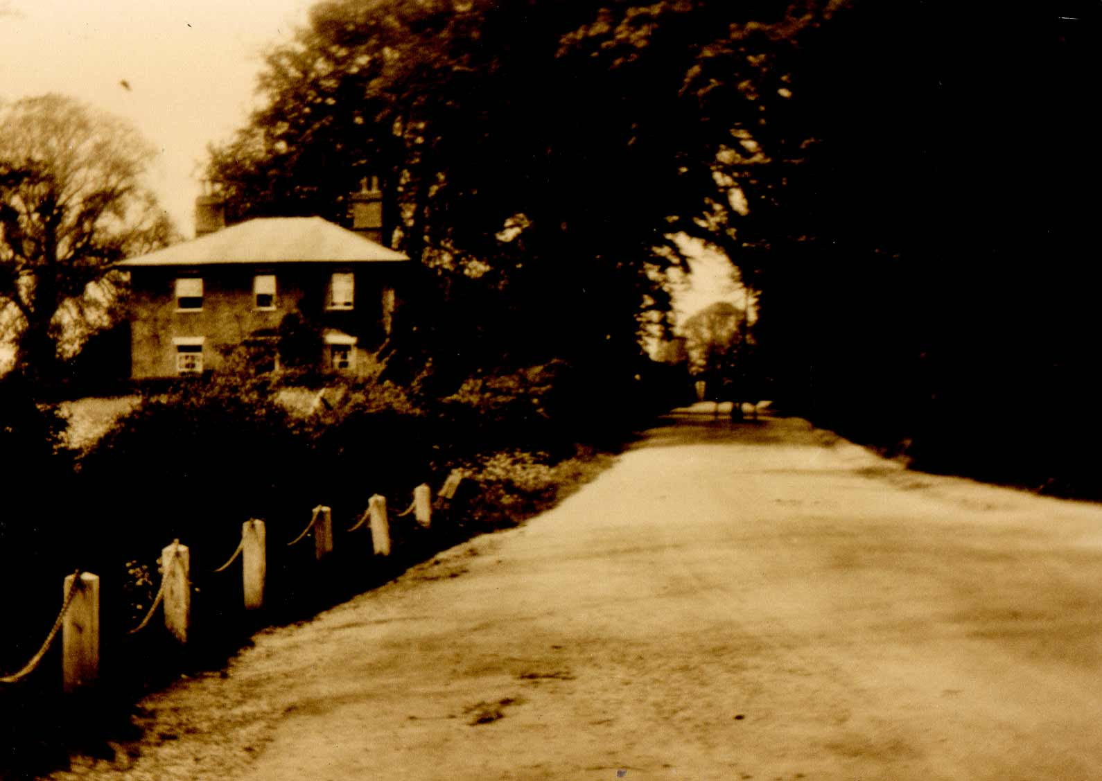 Wethersfield Vicarage